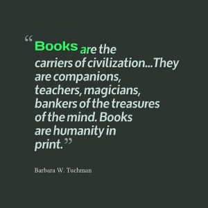 Books Civilization quote