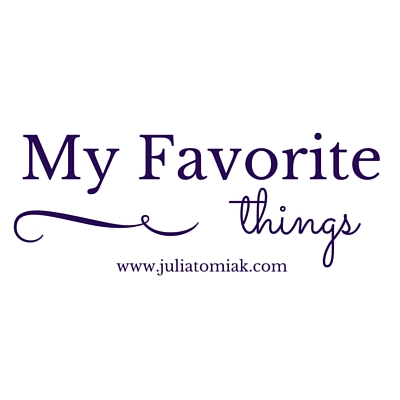 My Favorite Things Canva