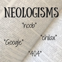 We. Exactly what is definitely the Neologism?