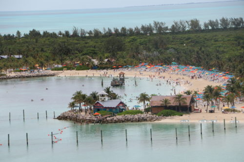 Lots to do at Castaway Cay