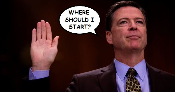 James Comey by Mike Licht via Flickr