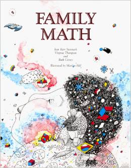 A Book to Make Math Fun | Diary of a Word Nerd I Hate Math Book